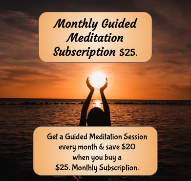 ​​Monthly Guided Meditation Plan 1