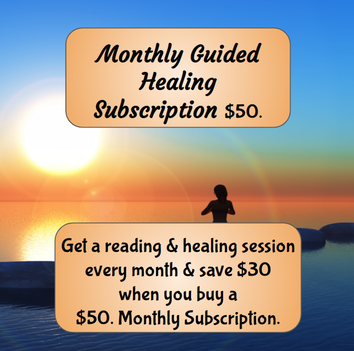 ​​Monthly Guided Healing Plan 1
